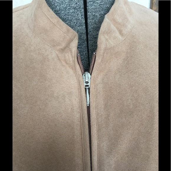 Studio Works Jackets & Coats - Studio Works suede feel jacket.